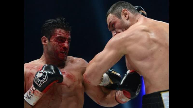 Виталий Кличко vs Мануэль Чарр полный бой 8 09 2012