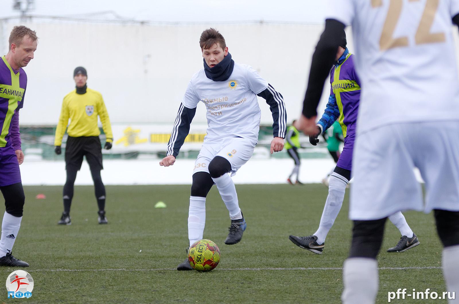 Первая лига ТДК. 2 тур. Матч тура