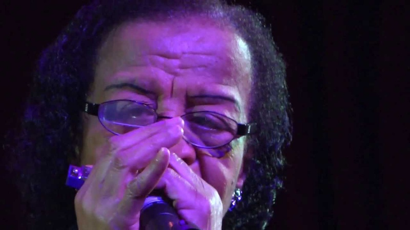 Beverly Guitar WatkinsRick Fowler Band - G Harp Blues - The Melting Point 113013