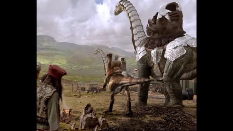 Трейлер: Динотопия / Dinotopia (2002)