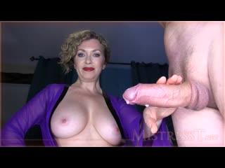 [clips4sale] mistress t - ruined orgasm for premature ejaculator