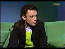 Певец Оскар в гостях у Александра Пряникова в программе Русские пряники 2000г.