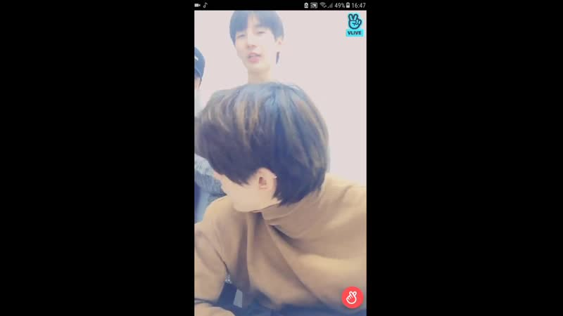Siha teasing Junyong