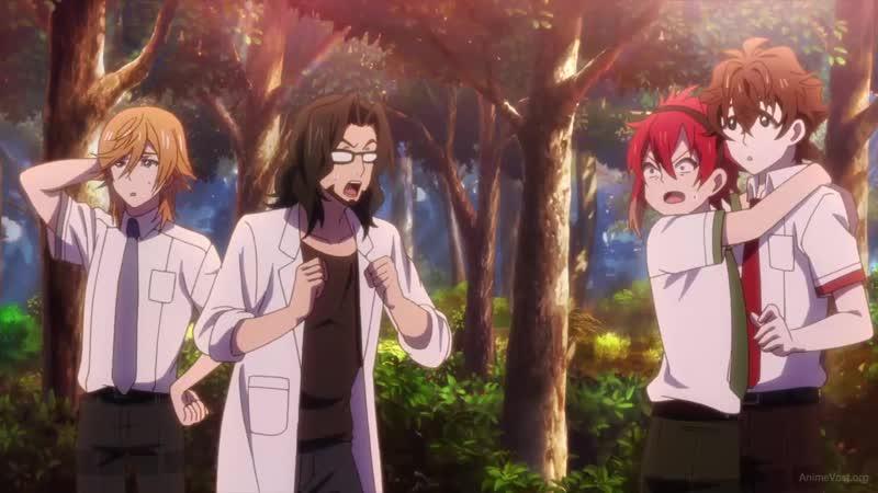 Актёры 4 серия AnimeVost / Actors: Songs Connection