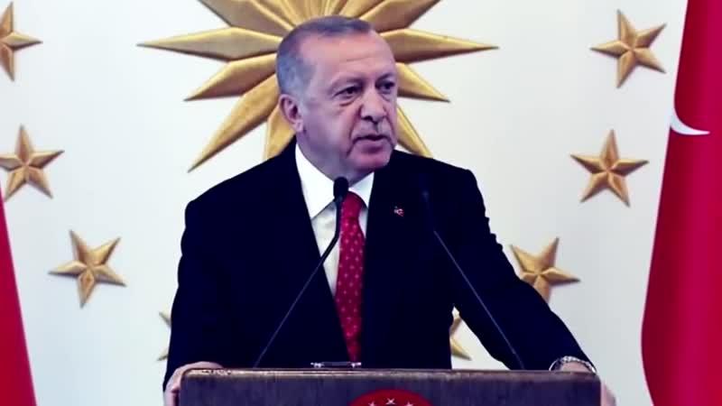 23. Erdoğan, Örgüte 50 Bin TIR YARDIM ETTİNİZ, S-400 LERi ALDIK !.mp4