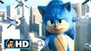 Соник в кино Sonic the Hedgehog Sonic Tricks Doctor Eggman
