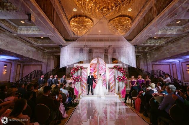 Свадьба Артема и Дианы в отеле Four Seasons. SDE-ролик