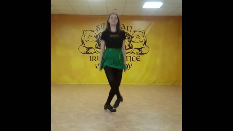 Treble reel Ирландские танцы Кемерово