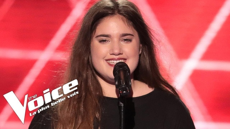 Serge Gainsbourg Comme un boomerang Sherley Paredes The Voice France 2018 Blind Audition