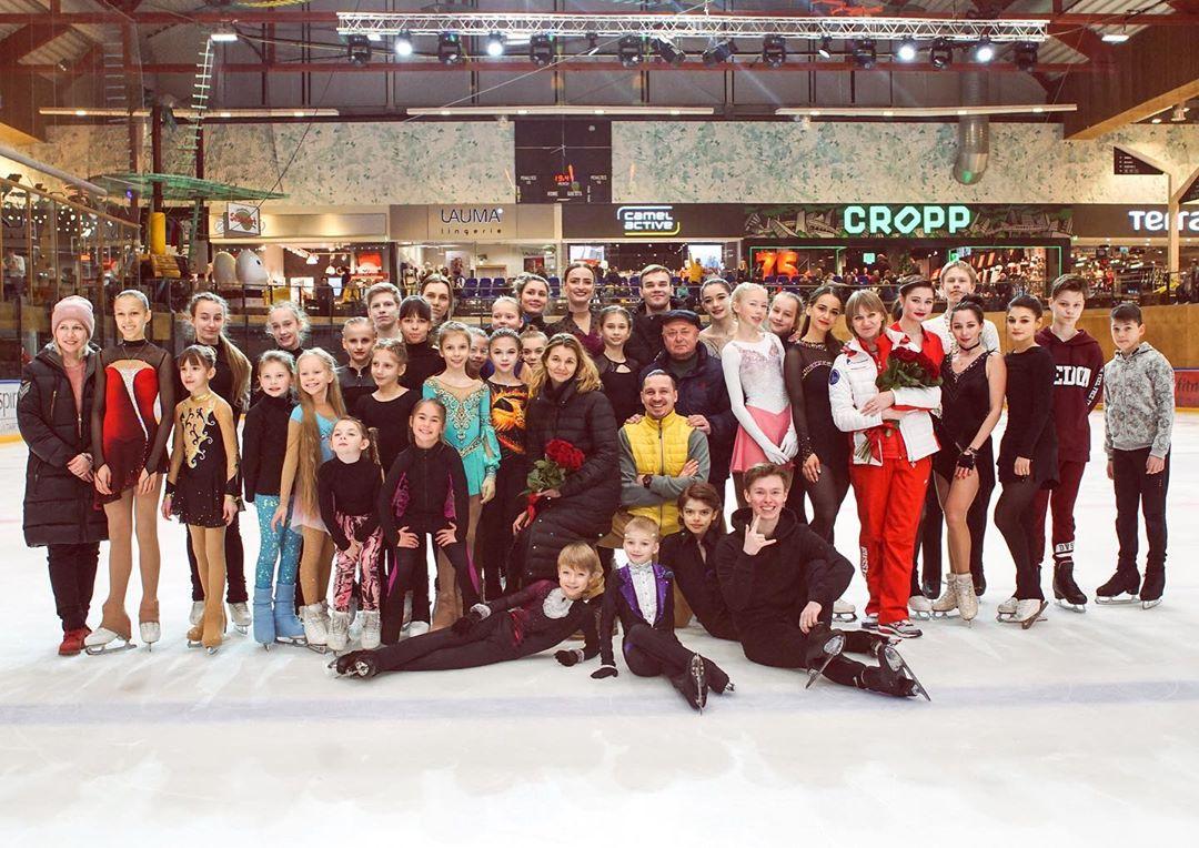 Группа Мишина - СДЮСШОР «Звёздный лёд» (Санкт-Петербург) - Страница 42 RvLCPWPtvbA