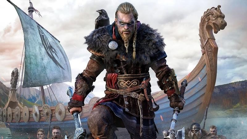 Пилигрим Ветер в Небо Assassins Creed Вальгалла Фан Клип