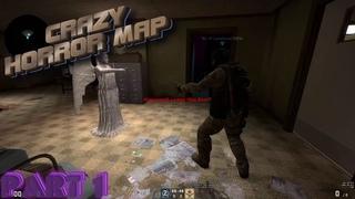 Cons1liumu/ Crazy Horror Map CSGO