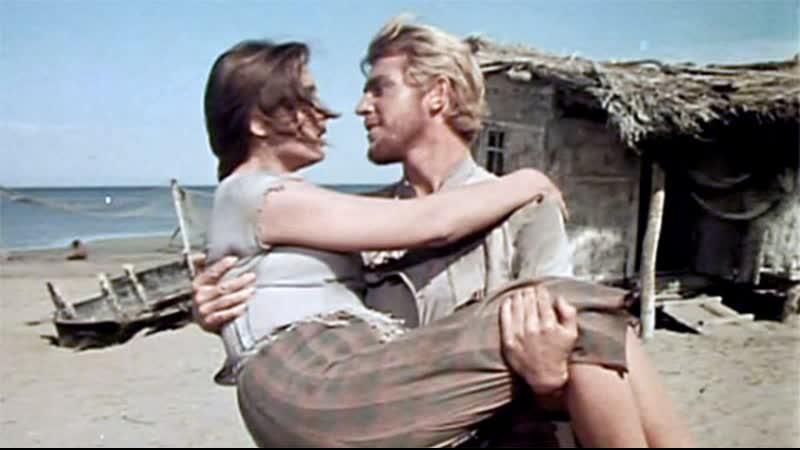 Изольда Извицкая .фильм 41. ( 1956 года ).Олег Стреженов.