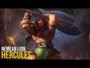 NEW SKIN for Hercules Nemean Lion