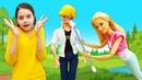 Игры с Леди Баг и Супер Котом – Эдриан готовится к свиданию! – Кукла Барби в видео для девочек.