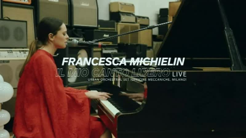 Francesca Michielin Il mio stato di natura