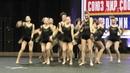 Центр Современной Хореографии - Чемпионат России по ЧИР спорту 2020 - Cheer-Jazz-Cheerleading