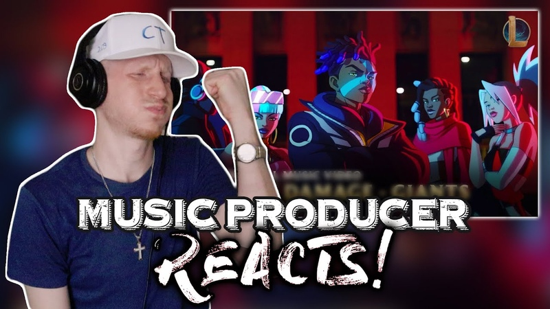 Music Producer Reacts to True Damage - GIANTS (ft. Becky G, Keke Palmer, SOYEON, DUCKWRTH, Thutmose)