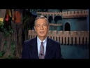Fred Rogers Talks About a Time he Said I'm Sorry