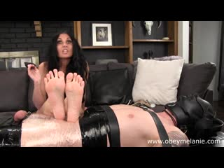 Watch Obey Melanie Sensory Deprivation Training mp4