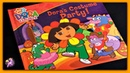 DORA THE EXPLORER DORA'S COSTUME PARTY Read Aloud Storybook for kids children