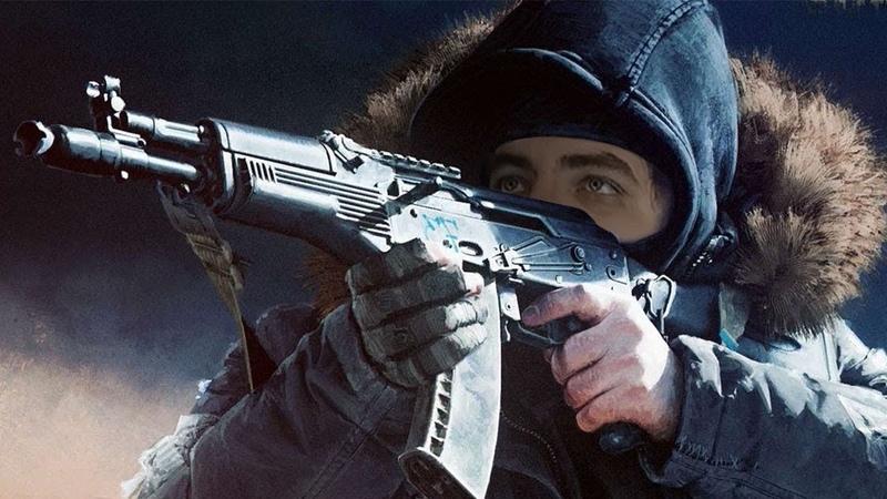 Мэддисон в поисках дырки в Escape From Tarkov