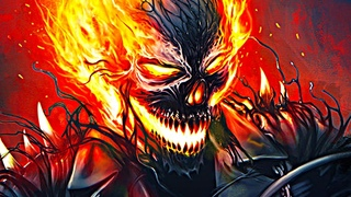 10 версий Призрачного Гонщика, которые убили бы Таноса за секунду