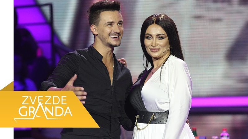 Andreana Cekic i Emir Djulovic - Cipele - ZG Specijal 02 - (TV Prva 30.09.2018.)