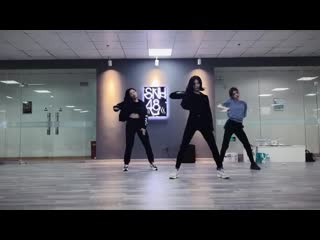 191109 kiki weibo update [ blackpink — kill this love dance cover ]