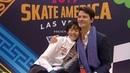 Koshiro Shimada Skate America 2019 SP 島田高志郎 【会場音】