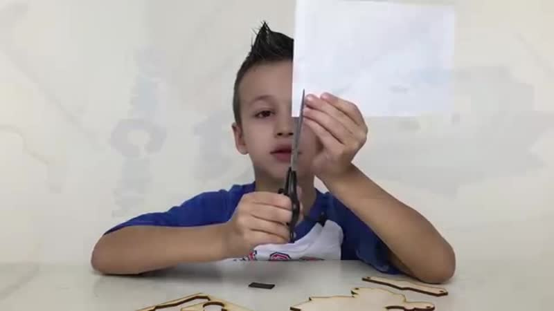 ★ Фиксики Подарок открываем и делаем поделки Видео для Детей Развивающее Видео г