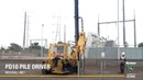Pile Driver PD10 Vermeer Mexicali Mexico