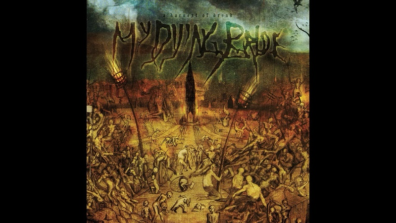My Dying Bride A Harvest Of Dread FULL ALBUM 2019