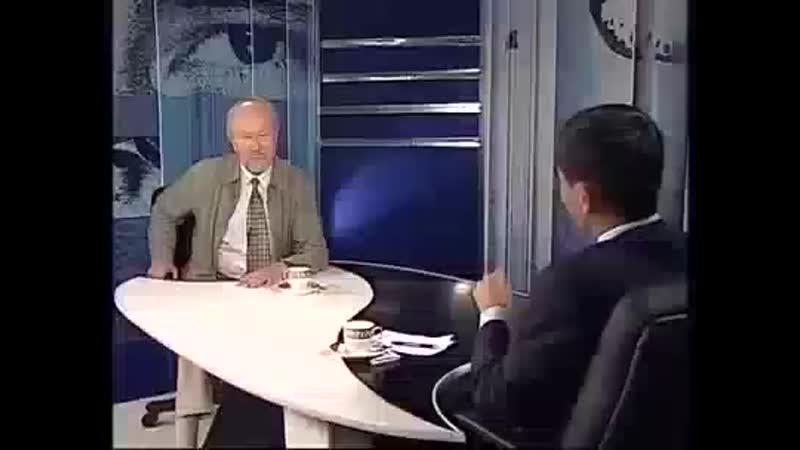 Ақселеу Сейдімбеков қазақ тағдыры жайлы