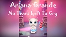 Ariana Grande No Tears Left To Cry KITTY DANCE