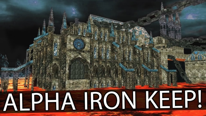 PROTOTYPE IRON KEEP ► Dark Souls 2 Alpha Content Never Before Seen Footage