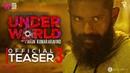Under World Official Teaser 3   Arun Kumar Aravind   Asif Ali   Lal Jr   Farhaan Faasil