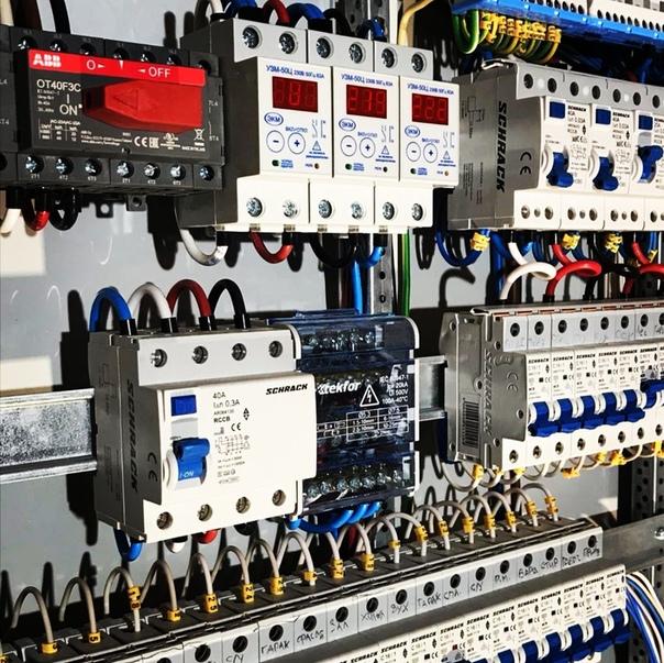 Электрощитовое оборудование от производителя в Перми. Проектирование…