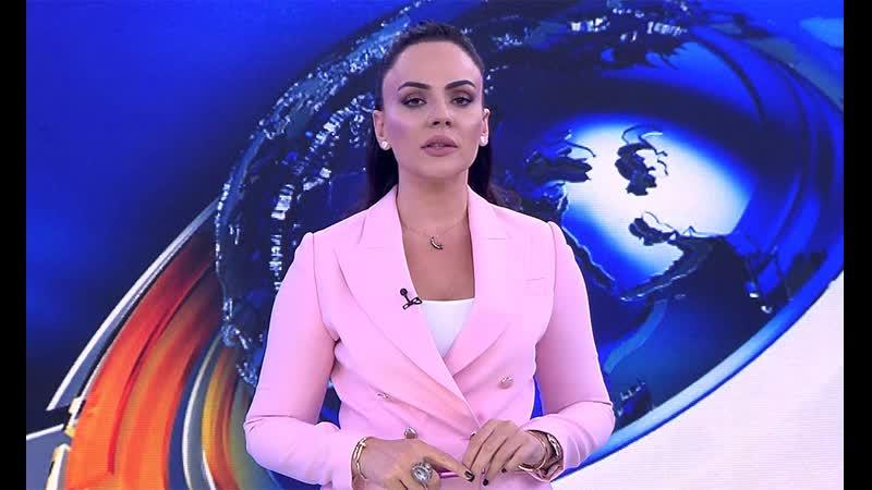 Buket Aydınla Kanal D Haber - 05.11.2019 -01