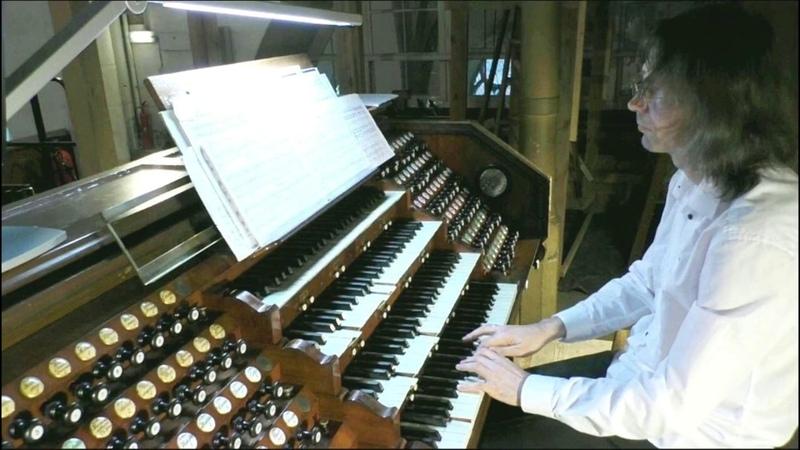 Peeter SÜDA (1883-1920), Basso ostinato. Aare-Paul LATTIK, organ
