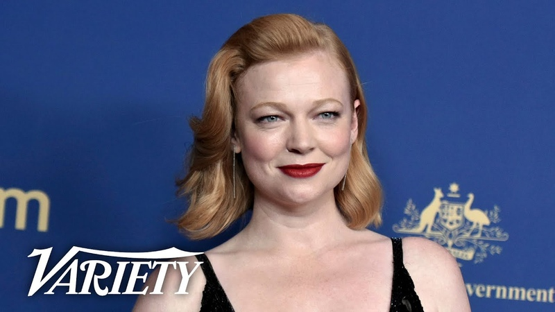 'Succession' Star Sarah Snook on the Future for Shiv and Tom in Season Three