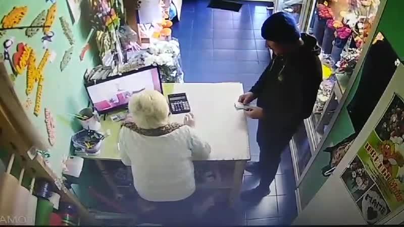 Розыск подозреваемого в мошенничестве с подломом купюр