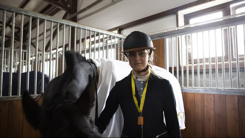 Ксения Хайрулина - о победе, лошадях и учебе в университете