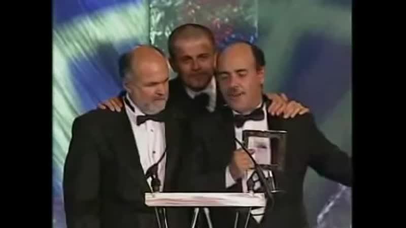 Вручение Premio INTE 2002 в категории Лучшая теленовелла года