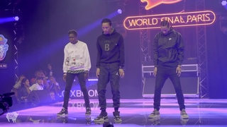 Les Twins ft Salif Performance at Redbull DYS World Finals ¦ Paris, France YAK FILMS