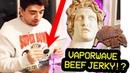 VAPORWAVE BEEF JERKY!?