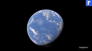 Google Earth выпустил обновление для просмотра изменений вида Земли за 37 лет