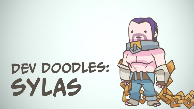 Dev Doodles: Sylas | League of Legends