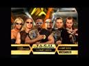 © Dudley Boyz против Кристиан и Эдж против Hardy Boyz - трёхсторонний командный TLC матч за WWF Мировое Командное Чемпионство