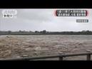 土砂崩れで1人死亡・・・2人の救出続く 群馬・富岡市(19/10/12)